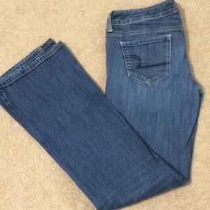 🦅 American Eagle stretch jeans, size 6 Long